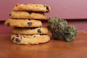 Cookies and cannabis.