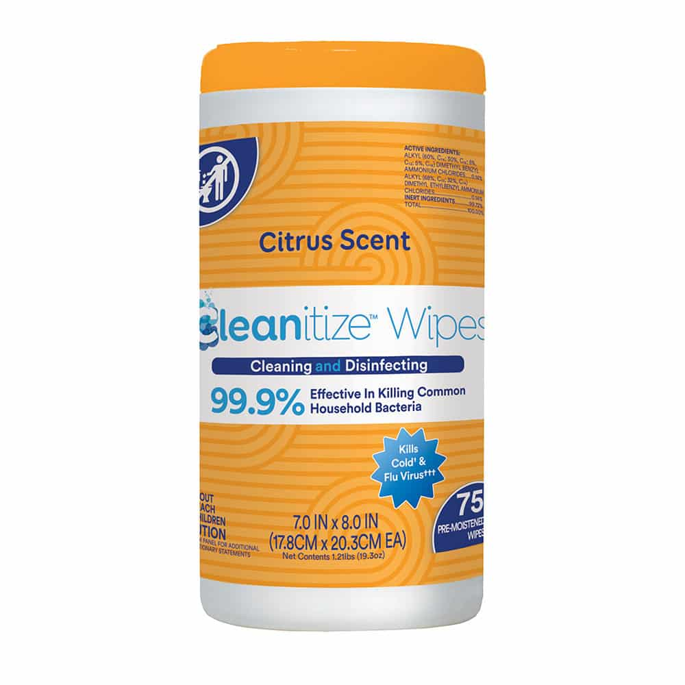 Cleanitize Wipe