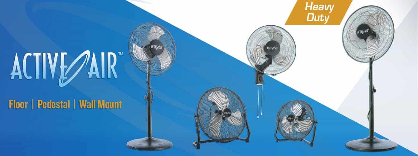 Active Air fans