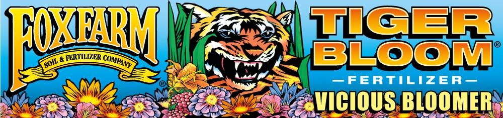 Foxfarm Tiger Bloom Fertilizer