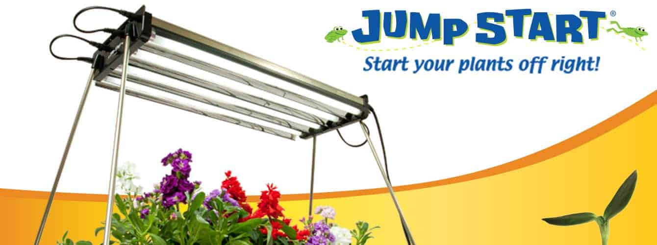 Jump Start: Start your plants off right!