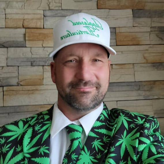 Scott Martin of ItemGrabber Green